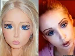 human barbie doll valeria lukyanova human barbie fake site claims internet