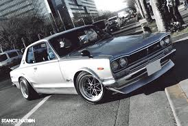 nissan hakosuka stance coolest cars of the 70s