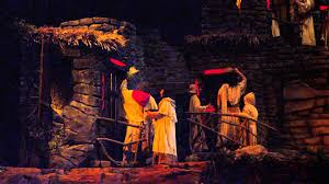 light and sound theater branson scenes from moses sight sound theatres youtube