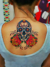 85 best sugar skull tattoo designs u0026 meanings 2017