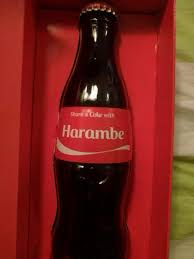 Share A Coke Meme - share a coke with harambe funny dank memes gag