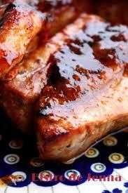 cuisiner travers de porc recette de travers de porc marinés et grillés la recette facile