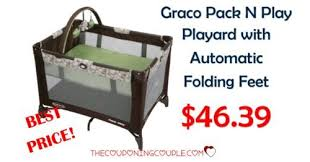 Graco Pack N Play Changing Table Graco Pack N Play Playard With Automatic Folding Feet Only 46 39