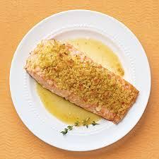 Main Dish With Sauce - salmon al forno with lemon butter sauce wegmans