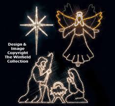 lighted christmas yard angels creative inspiration lighted christmas angel yard decor tree topper
