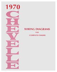 chevelle wiring diagram manuals opgi com