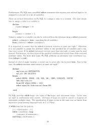 Oracle Pl Sql Resume Sample by Oracle Sql Tutorial