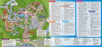 Disney World Google Map by Filmic Light Snow White Archive May 2014