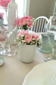bridal or baby shower ideas pink mint inspiration
