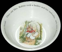 rabbit wedgwood le chat noir boutique wedgwood rabbit to the baker child s