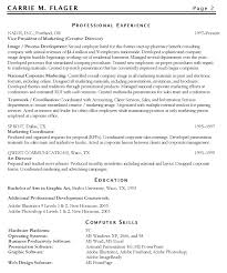 marketing resume format marketing resume format marketing resume exles printable