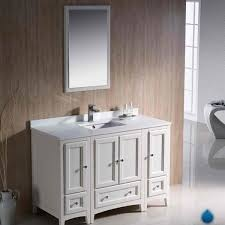 Single Vanity For Bathroom by 20 Worth It White Single Bathroom Vanity For Your Home Home