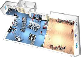 fitness center floor plan fitness floor plans house plans home designs