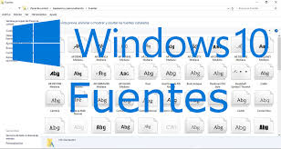 donde guarda windows 10 las imagenes de los temas como instalar diferentes fuentes de texto en windows 10
