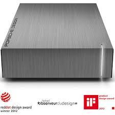 Porsche Design Home Products Amazon Com Lacie Porsche Design P U00279230 4tb Usb 3 0 Desktop Hard