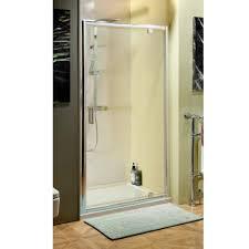 pivot shower doors bathroom hunter