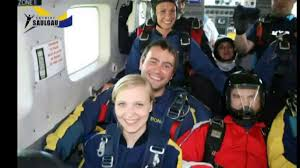 Bad S Skydive Bad Saulgau Ronny S 2 Tandemsprung Aus 4000 Meter Youtube