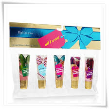 Bath And Body Gift Sets Bath U0026 Body Works Liplicious All I Want Lipgloss Gift Set