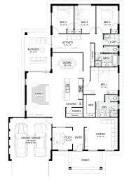 4 bedroom floor plans ranch best 4 bedroom house plans 4 bedroom house with basement best ranch