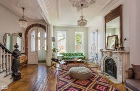 Number 10 Downing Street Floor Plan Spend Summer In A Classy Clinton Hill Brownstone For 10k