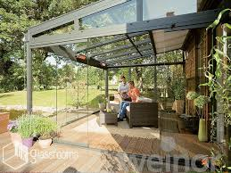 Outdoor Glass Room - glass rooms glass roof u0026 terrace cover examples elegantly