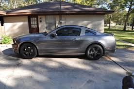 Black Rims For 2013 Mustang Official 2011 Mustangs Wheel And Tire Thread Page 22