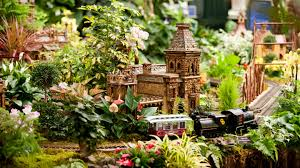 new york botanical garden u0027s holiday train show new york tickets