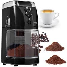Delonghi Coffee Grinder Kg89 Secura Automatic Electric Burr Coffee Grinder Mill Review House