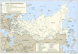 russia map after division russia and the former soviet republics maps perry castañeda map
