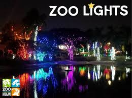 when do the zoo lights start zoo lights