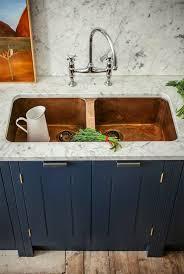 cuivre cuisine la fabrique à déco cuivre et bleu couleurs et matières