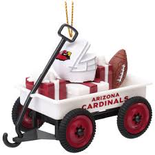 arizona cardinals ornaments cardinals tree