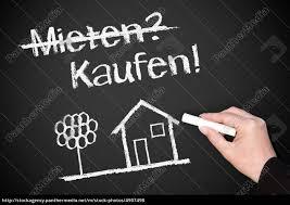 Eigentum Haus Kaufen Haus Kaufen Kreide Tafel Stock Photo 4907498 Bildagentur