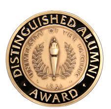 alumni pin alumni association to honor distinguished alumni at annual