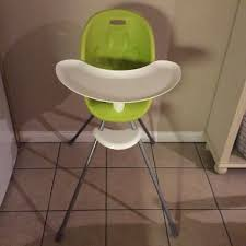 phil and teds poppy high chair lime green baby u0026 kids stuff