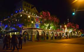 festival of lights in downtown riverside ignites holiday spirit