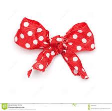 polka dot ribbon polka dot ribbon tie royalty free stock photography image 29594897