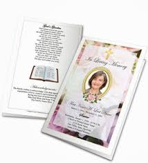 Images Of Funeral Programs Funeral Programs