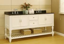 Open Shelf Bathroom Vanity An Introduction To Open Shelf Bathroom Vanities Within Vanity