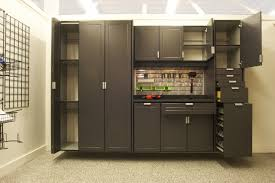 Build Wood Garage Cabinets by Build Garage Wood Storage Cabinets With Doors For Prepossessing