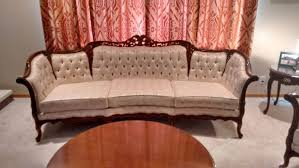 Victorian Style Sofas For Sale by French Provincial Sofa Ebay