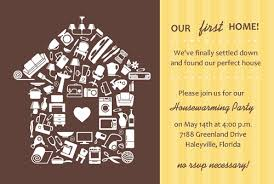 housewarming invitation cloveranddot