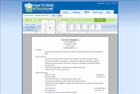How To Write A Resume Online by Resume Builder Easily Build A Resume That Demands Attention