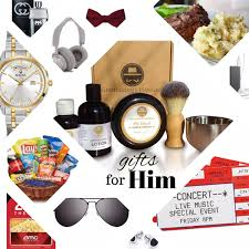 ideas for him gift idea for him the five senses gift