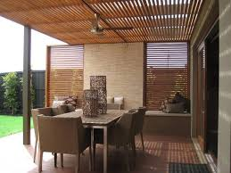 Pergola Roofing Ideas by Patio Slat Roof From Outdoor Flair Galleries Browse Photos From