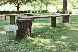bench chairs log bench ideas rustic bench interior designs pics on
