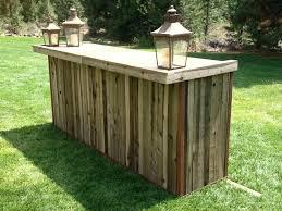 outside bar plans patio ideas diy outdoor bar stool plans pallet patio bar plans