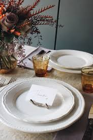 simple thanksgiving table a simple u0026 sophisticated thanksgiving table coco kelley coco kelley
