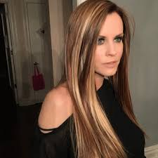 does jenny mccarthy have hair extensions jenny mccarthy amazing makeover using our invisi tab hair extensions