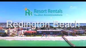 redington beach drone video by resort rentals youtube